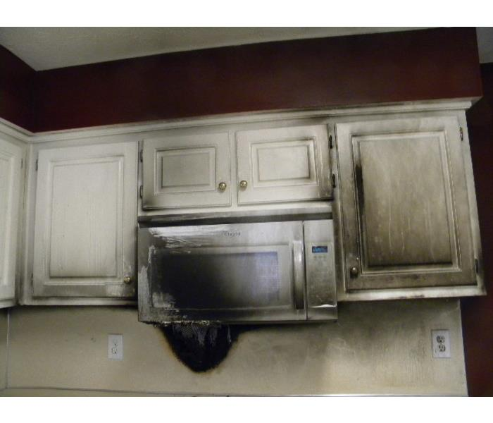 Microwaves Can Cause Fires, Too!