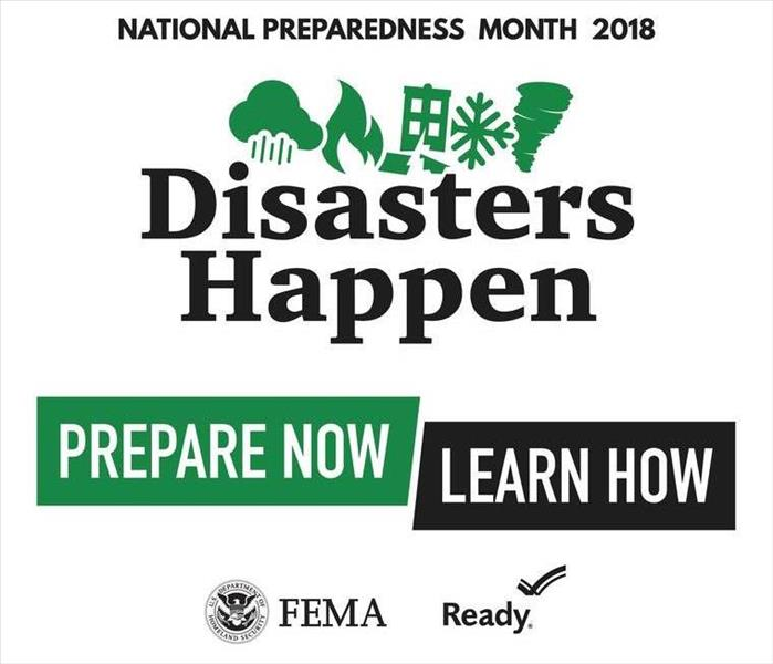 Storm Damage Disasters Happen. Prepare Now. Learn How.