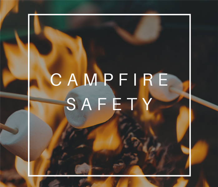 Fire Damage Celebrating Summer with Campfire Safety